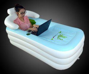 Inflatable Bathtub