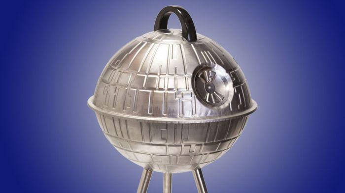 Death Star BBQ grill_1