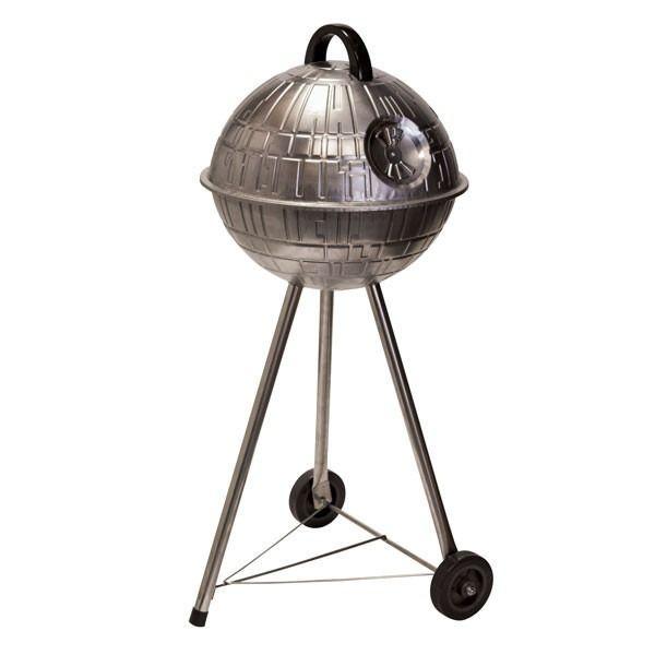 Death Star BBQ grill_2