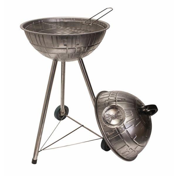 Death Star BBQ grill_3