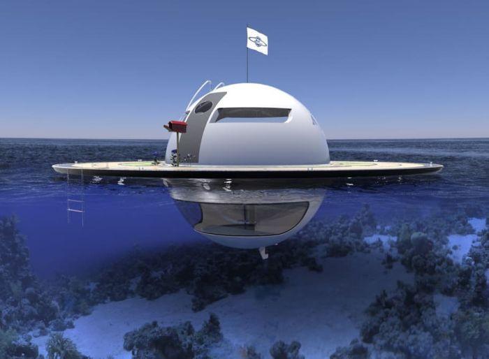 Jet Capsule UFO-2