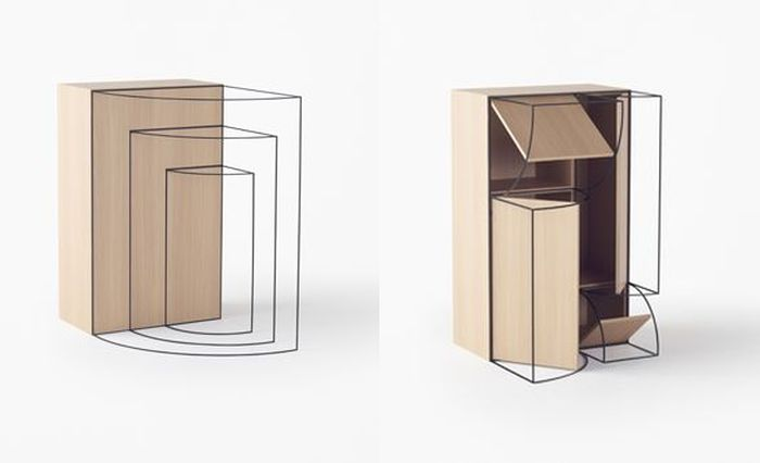 Nendo Trace furniture collection-1