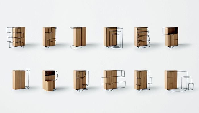 Nendo Trace furniture collection-2