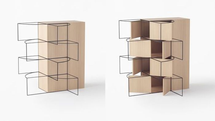 Nendo Trace furniture collection-4