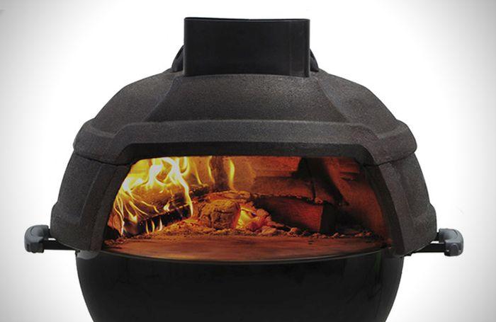 Tennessee Stone & Design 'Relic' Brick Oven-3
