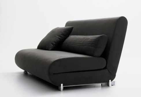 black sleeper sofa bed
