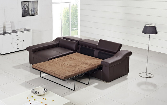 Sleeper Sofa Bed: Space Saving Furniture That Converts In A Pinch
