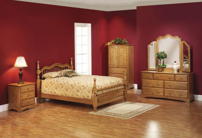 romantic bedroom idea