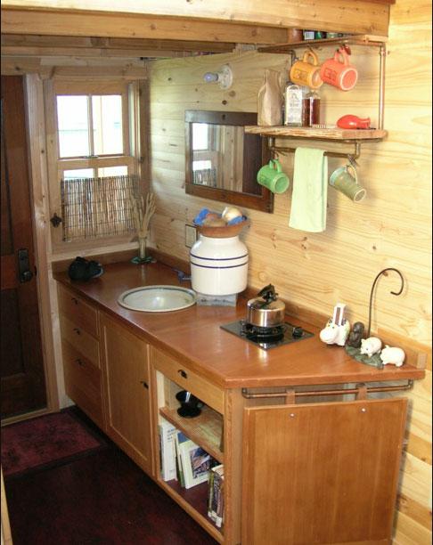 dee williams tiny house interiors