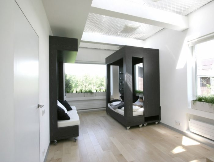 ruetemple modular sofa bed