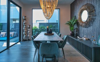 dining room restyling