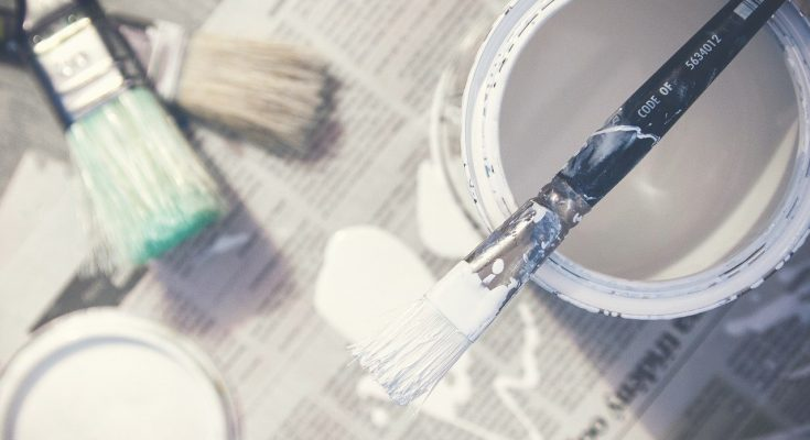 paint for home decoration