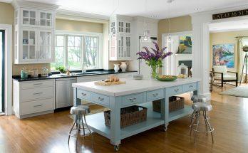 modular kitchen island